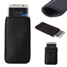 Universal Neopren Pouch Telefon Tasche Für OPPO F1S F3 F5 F7 F9 Pro A71 A75 A79 A83 A3S Ärmeln Fall für Vivo V11 ich V15 Pro V9 Y85
