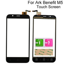 Mobile Phone Touch For Ark Benefit M5 Touch Screen Digitizer Panel Front Outer Front Glass Sensor Le