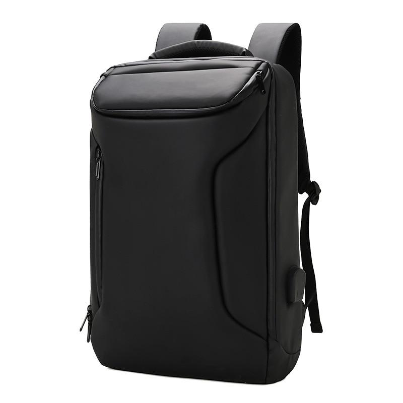 حقيبة كمبيوتر محمول مقاوم للماء 17.3 17 بوصة حقيبة السفر الكبيرة الرجال في الهواء الطلق متعددة الوظائف على ظهره حقيبة سفر الذكور 2019