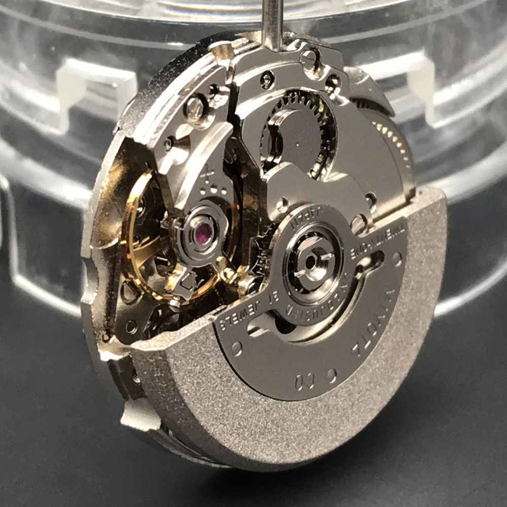 Qriginal Japan For MIYOTA 6T51 Mechanical Movement For Ladies Watch Automatic Movement with Day/Date 21 Jewels Quick Setting enlarge