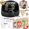 500ml Wax Heater Depilation Dipping Pot Hair Removal Warmer Machine Waxing Kit Removing Unwanted Hairs In Legs Whole Body Parts