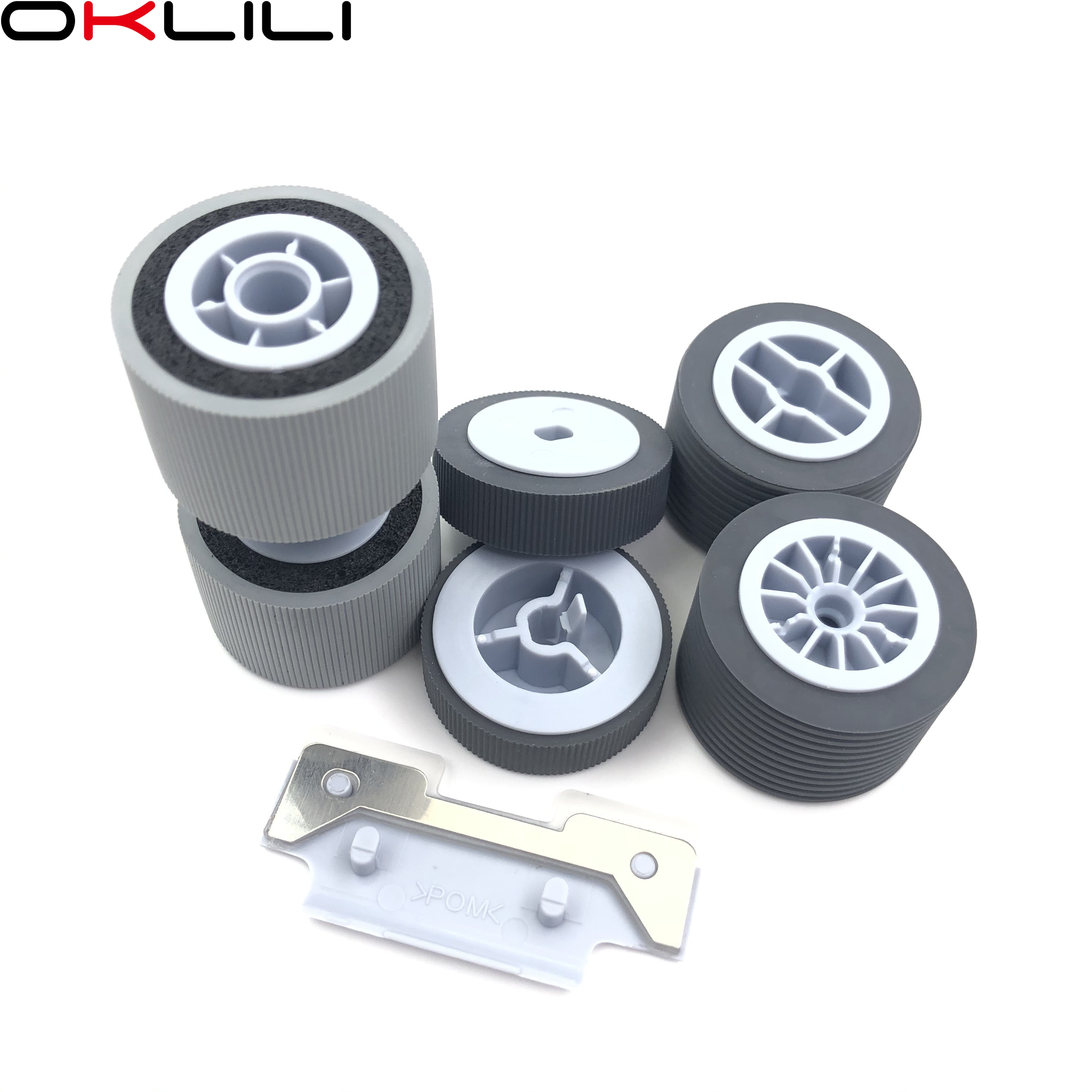 PA03450-K011 PA03450-K012 PA03450-K013 Pad Assy Pick Roller Bremse Separator Roller Roller für Fujitsu fi-5950 fi-5900C fi-5900