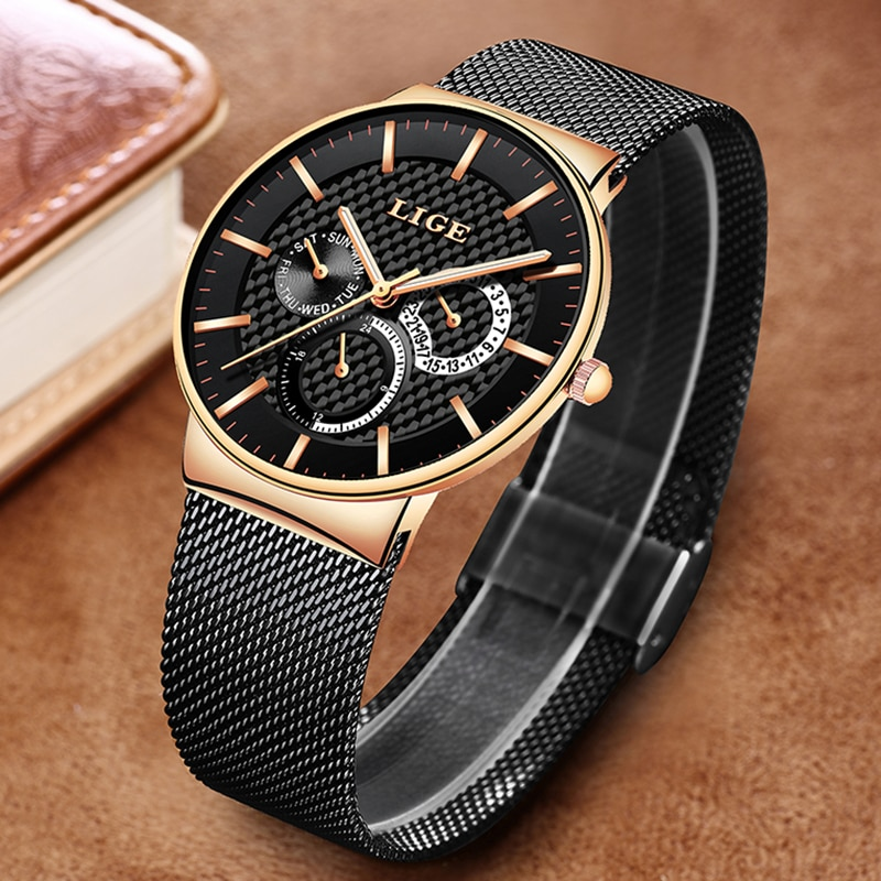 Women Watch Top Brand Luxury Ladies Casual Wrist Watches Mesh Belt Quartz Watch for Women Reloj Mujer Montre Femme enlarge