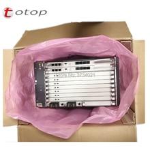 Huawei MA5800-X7 GPON OLT avec châssis + 2 * MPLA + 2 ** PILA + 1 * GPHF C + et accessoires, 16 Module SFP C + OLT