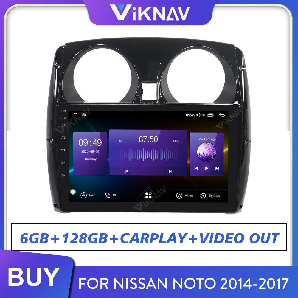 Reproductor multimedia de radio para coche, autorradio estéreo con android, grabadora de...