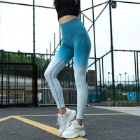 high waist seamless yoga leggingspeach womens hip quick drying pants running fitness yoga stretch breathable hip lifting pants