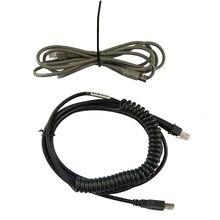 Câble USB Datalogic dorigine pour Datalogic QW2120 QD2131 QD2430 GPS4490 câble USB pour Scanner de codes à barres 2m ou 4m