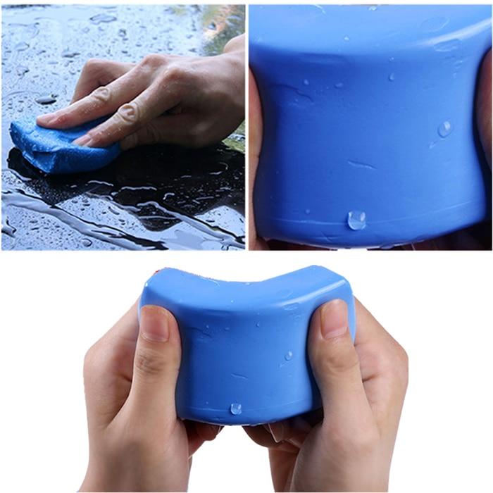 100g Auto Car Washing Mud Auto Clean Clay Bar For Car Detailing Cleaning Clay Detailing Care Paint Maintenance