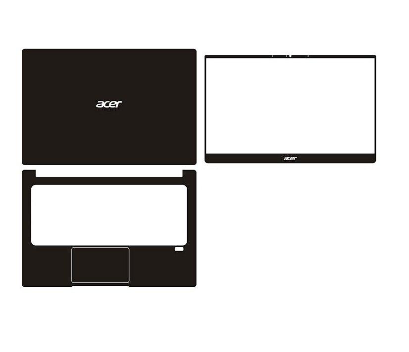 Capa de Vinil de Fibra de Carbono para Acer Swift Sf314-42 14