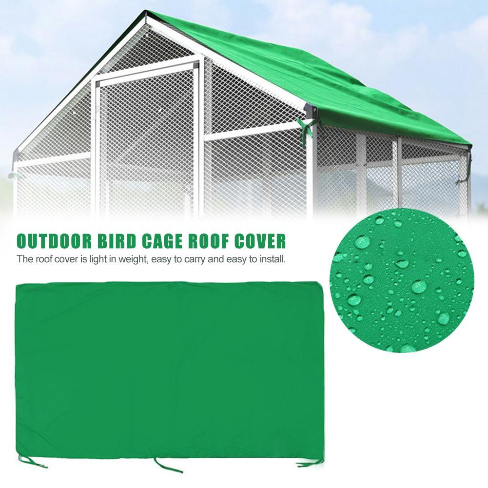 Herramientas de protección solar para exteriores, toldo, cubierta impermeable para Patios, cubierta ligera para exteriores, jardines, jaula para pájaros, cubierta protectora para techo