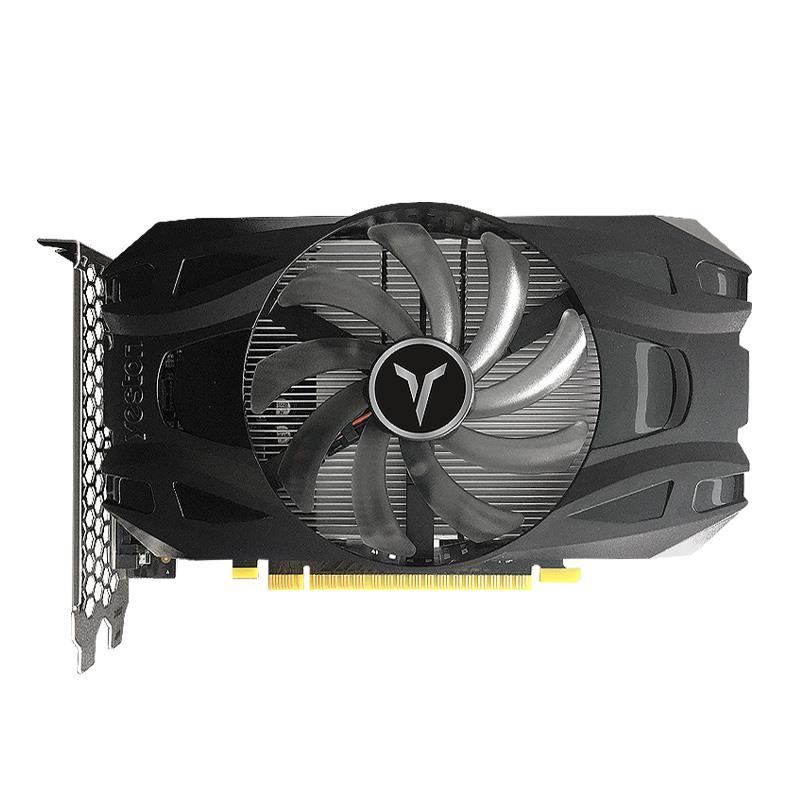 Yeston GTX1050Ti-4G D5 TD Graphic Card NVIDIA Pascal 1291/1392MHz 14nm 4G/128bit/GDDR5 GPU Boost 2.0