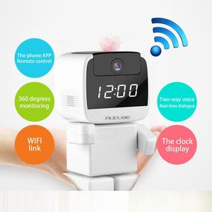 Indoor Smart Wifi Camera HD 1080P Wireless IP Camera Intelligent Auto Tracking Of Human Home Baby Security Surveillance