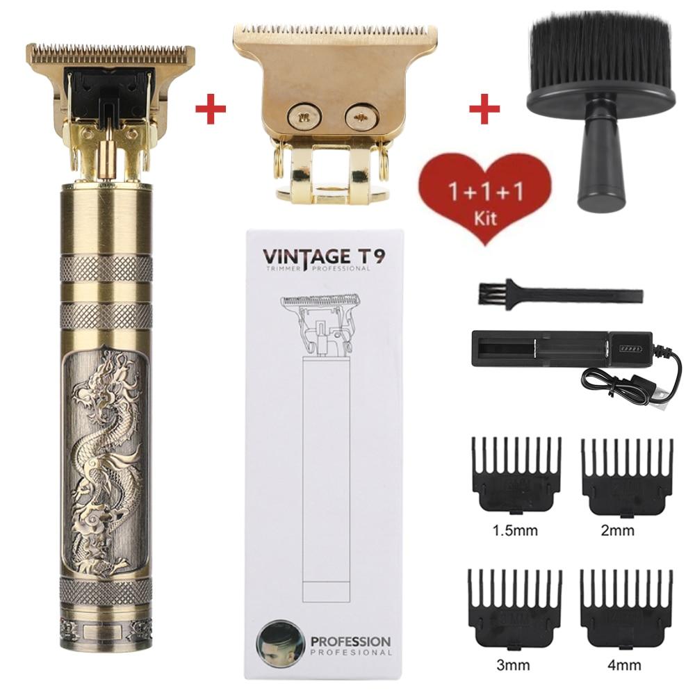Electric Hair Clipper Trimmer For Men Professional Barber Hair Cutting Machine Men Beard Shaver Hair