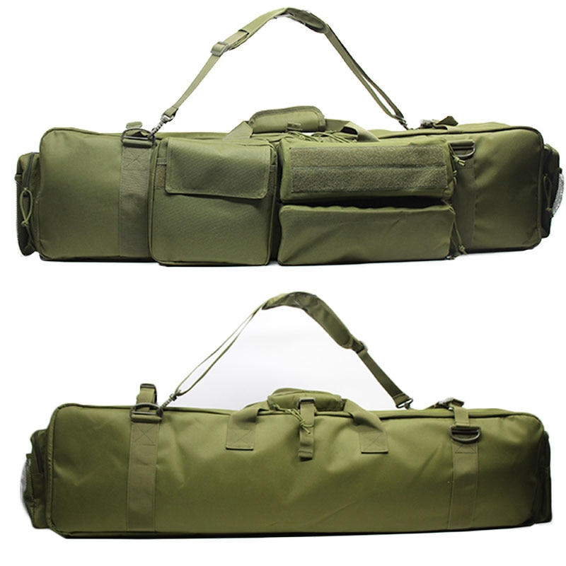 Тактический военный M249 пистолет сумка страйкбольная Винтовка Рюкзак для охоты