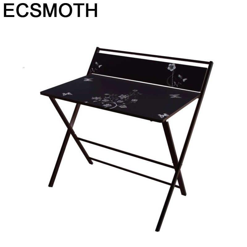 Регулируемый Настольный столик, маленький прикроватный столик для ноутбука, кабинета, компьютерный стол
