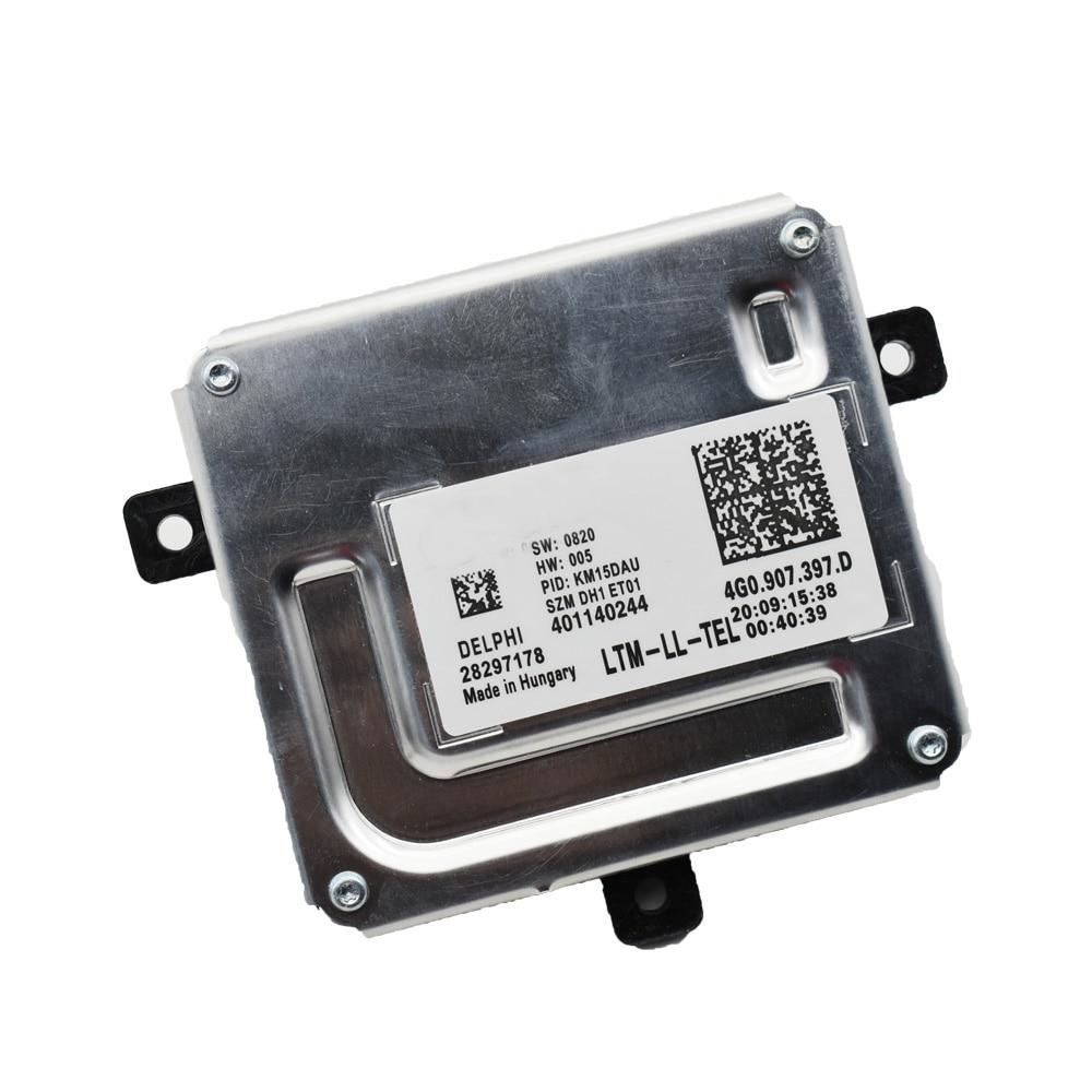 High Quality For A-udi V-W Daytime Running Light Module DRL control module 4G0907697D 4G0.907.397D