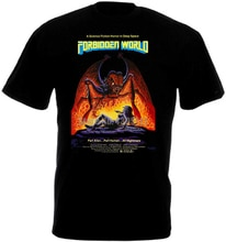 Forbidden World Male Fashions T-Shirt Military T-Shirt Men Oversize Tshirt Runes T Shirts National Police Ekndve