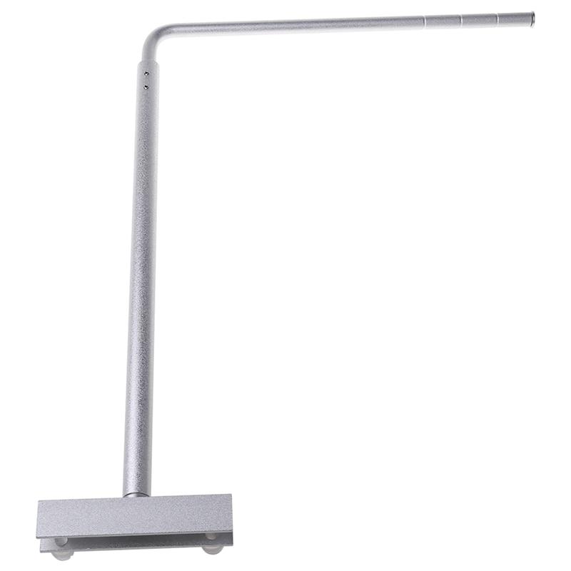 Universal LED Light Hanging Stand For Aquarium Fish Tank Aluminium Alloy Safely Fixture Support Hanger Lamp Holder Clip Tool C42