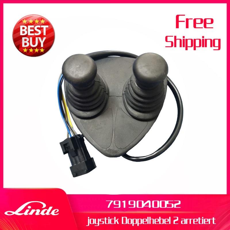 Linde-رافعة شوكية dopelhebel 2 ، 7919040052 تستخدم في الشاحنة الكهربائية 335 336 346 و 386 392 وشاحنة desiel 393 396