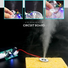 2X16มม.1.5-3W USB Mini Humidifier ชุด DIY Mist Maker และ Driver Board Fogger atomization ฟิล์ม Atomizer