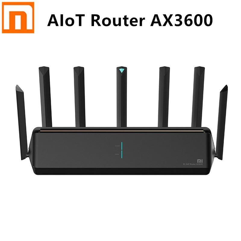 Xiaomi-Mi AIoT wi-fi Router AX3600 ، سداسي النواة ، تردد مزدوج ، 3 جيجابت ، تشفير شبكة WPA3 ، جديد