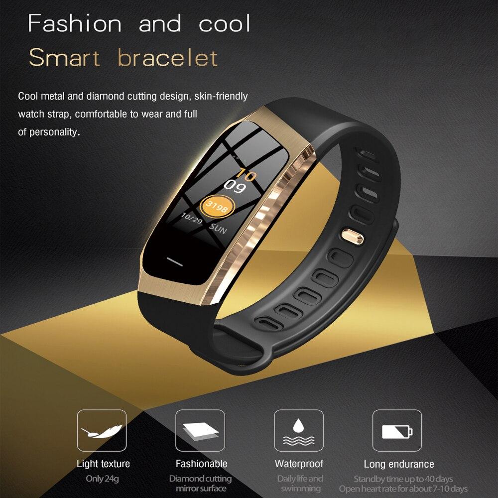 Reloj deportivo inteligente a prueba de agua IP67 para hombres y mujeres con Bluetooth reloj inteligente reloj pulsera para ios vivo teléfonos android