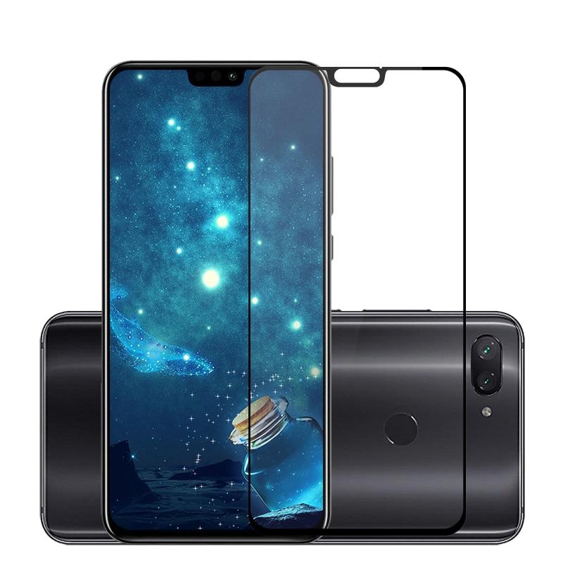 Защитное стекло, закаленное стекло 9H для Huawei P30 Lite P20 Pro/Huawei Honor 8X/10/9 Lite/8A/8C/20
