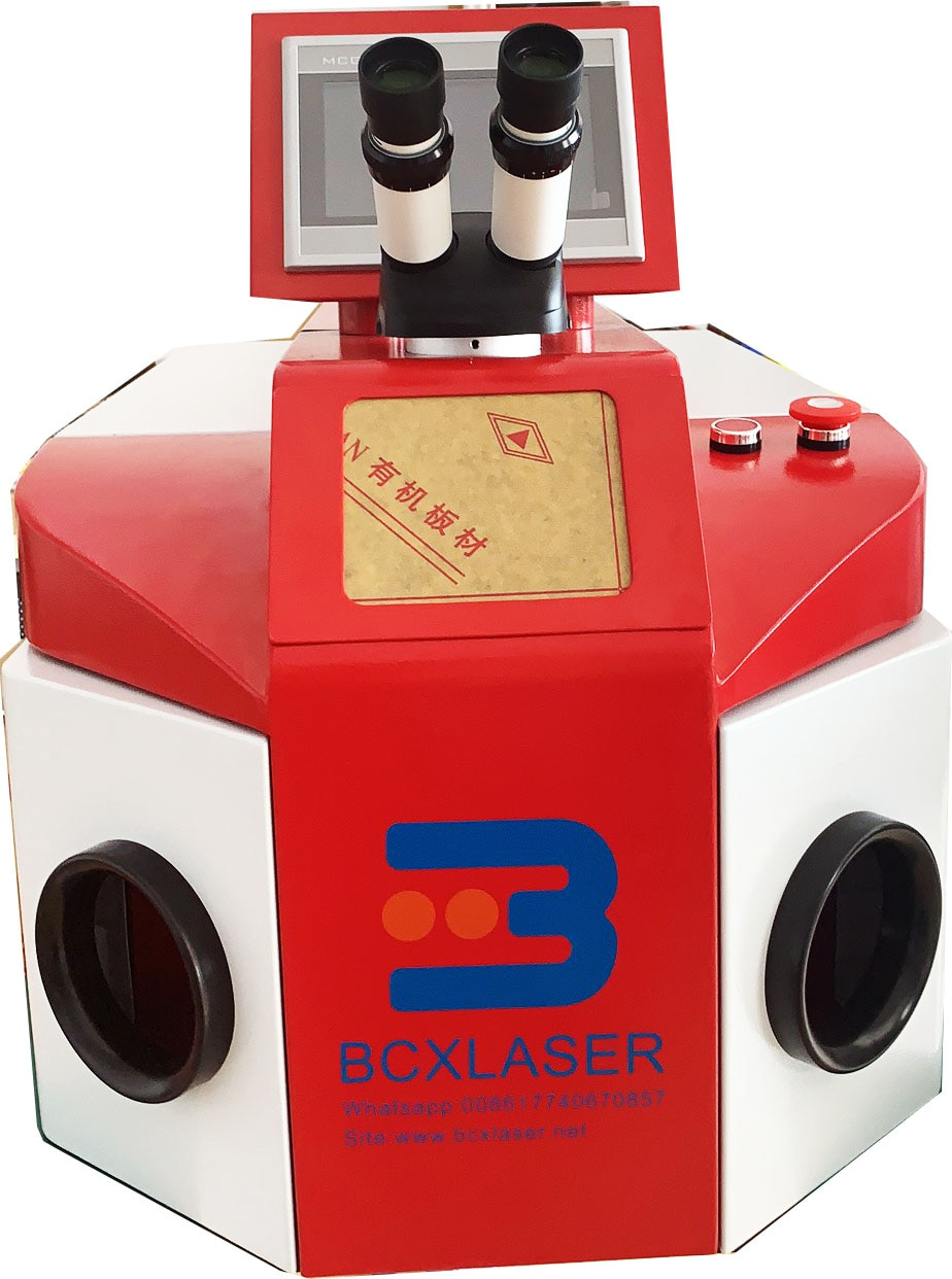 Wuhan BCX laser 200W welding machine in welders good high quality and cheap price