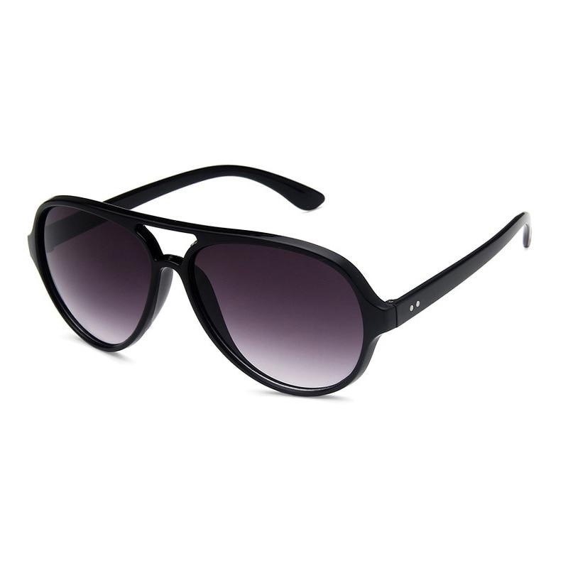 Mens Retro Aviation Driving Sunglasses Vintage Eyewear Gradient Black Pilot Eyeglasses Fishing Sun G