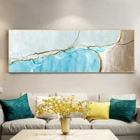 abstract canvas wall art canvas painting posters and prints decorative paintings cuadros living room wall picture home decor