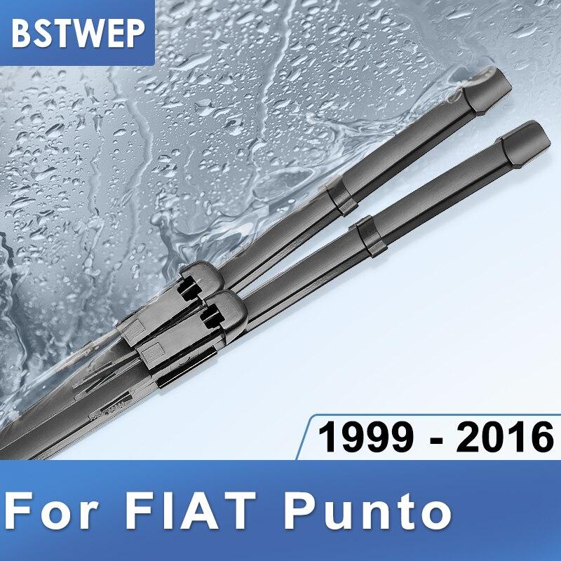 Limpiaparabrisas BSTWEP para FIAT Punto Evo/Punto 3 puertas/Punto 5 puertas/Grande Punto año modelo de 1999 a 2016