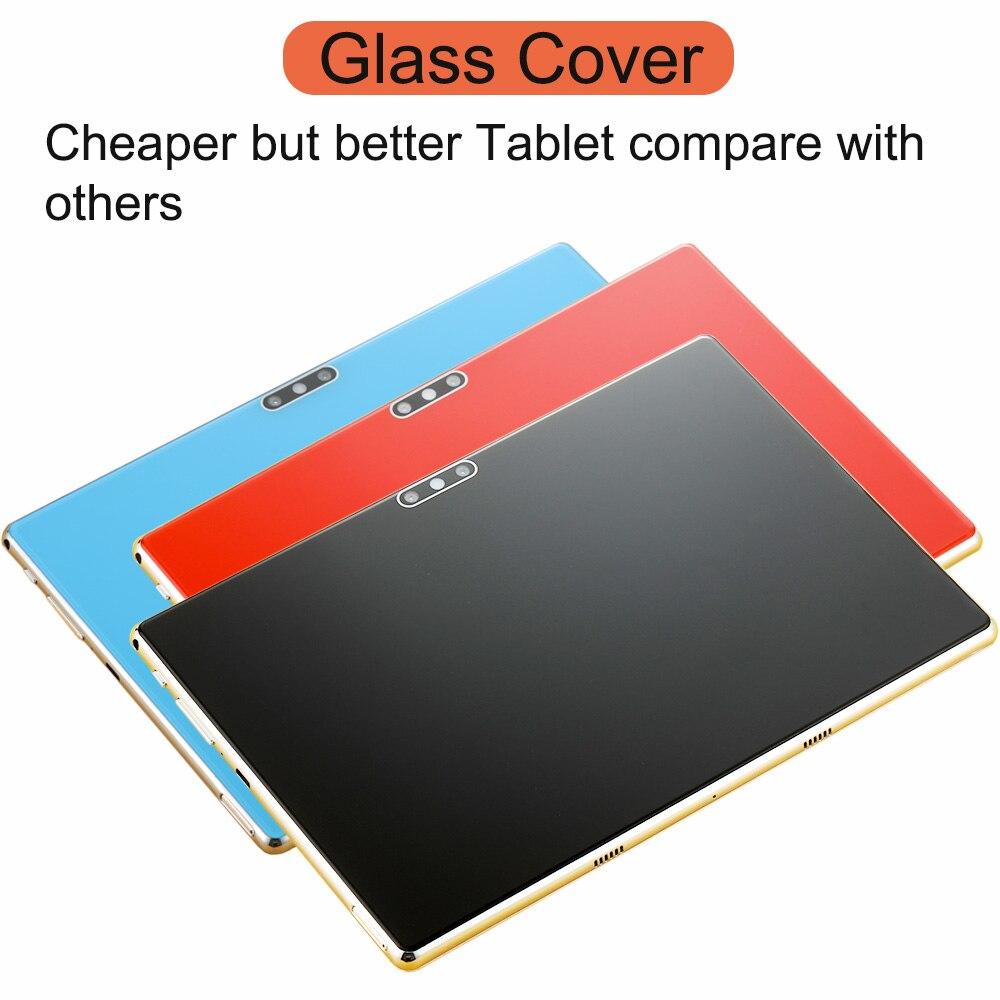4G llamadas de teléfono tabletas Octa Core 10,1 pulgadas IPS 4GB RAM 32GB/64GB ROM GPS Android tablet PC 13MP Dual sim
