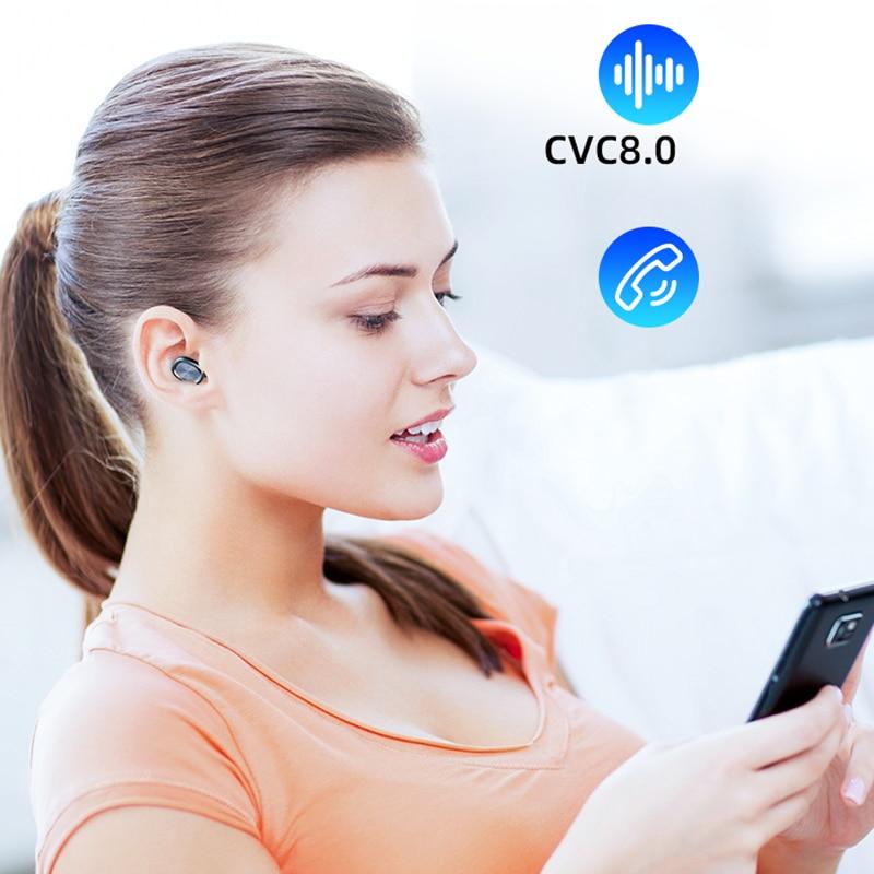 Headphones Sports Headset Large Battery Capacity Power Bank For Iphones Huawei Xiaomi Music Earphones enlarge