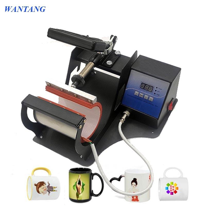 Fast Delivery Portable Mug Heat Press Printer Machine Cup Sublimation Machine Thermal Press Machine For 11oz mugs