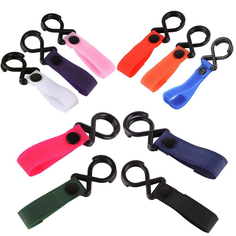 1pc Baby Stroller Hook Accessories Plastic Baby Car Carriage Hook Magic Stick Hook Pram Pushchair Ha