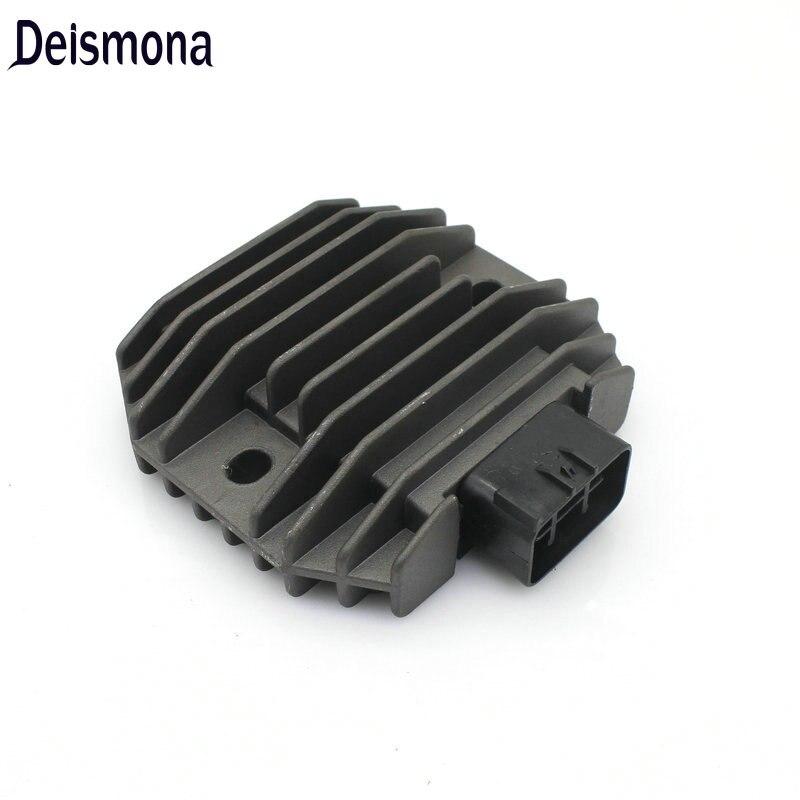 Para Yamaha YFM660 YFM660FA YFM700 YFM700R YZF450 YZF450V YZF450X YZF450R YZF450RSE Regulador de Tensão Da Motocicleta Retificador