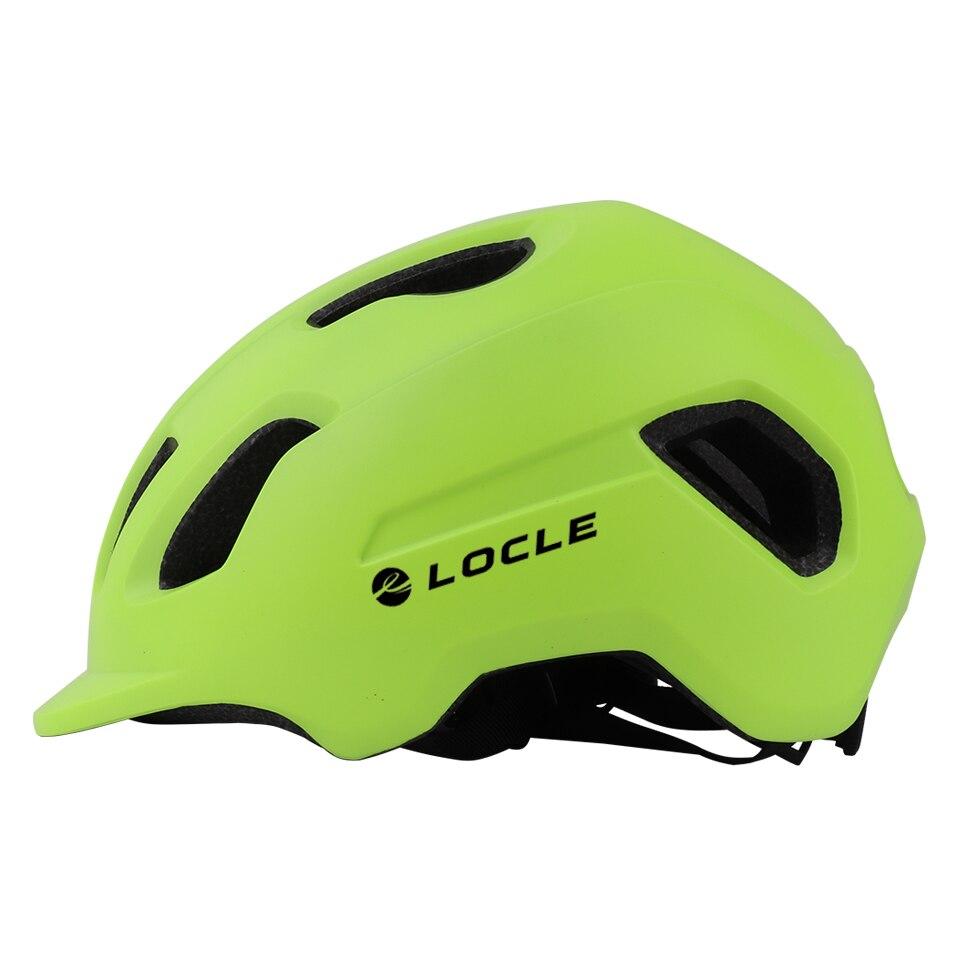 LOCLE-Casco ultraligero para Ciclismo de montaña para hombre y mujer, 57-62cm