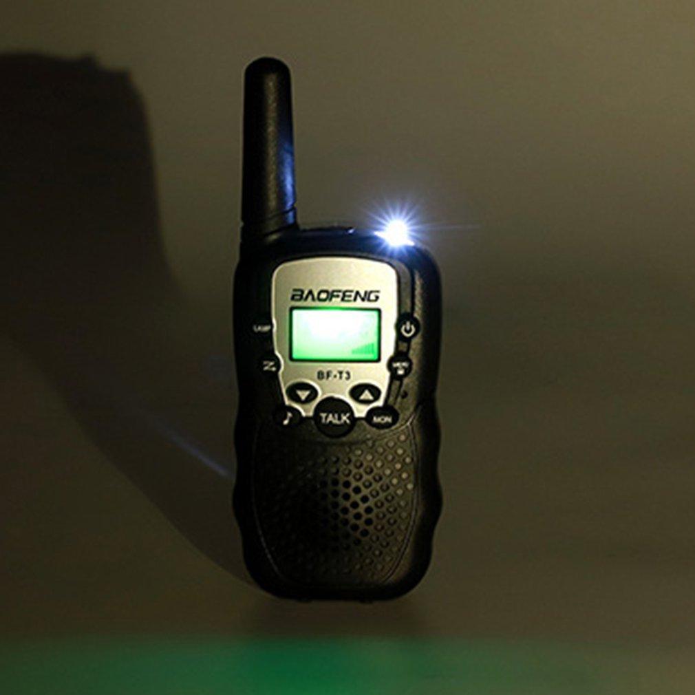 Woki Toki Walkie Talkie 2pcs for BaofengBFT3 Pmr446 Best Gift for Children Radio Handheld T3 MiniWireless Two Way Radio Kids To enlarge