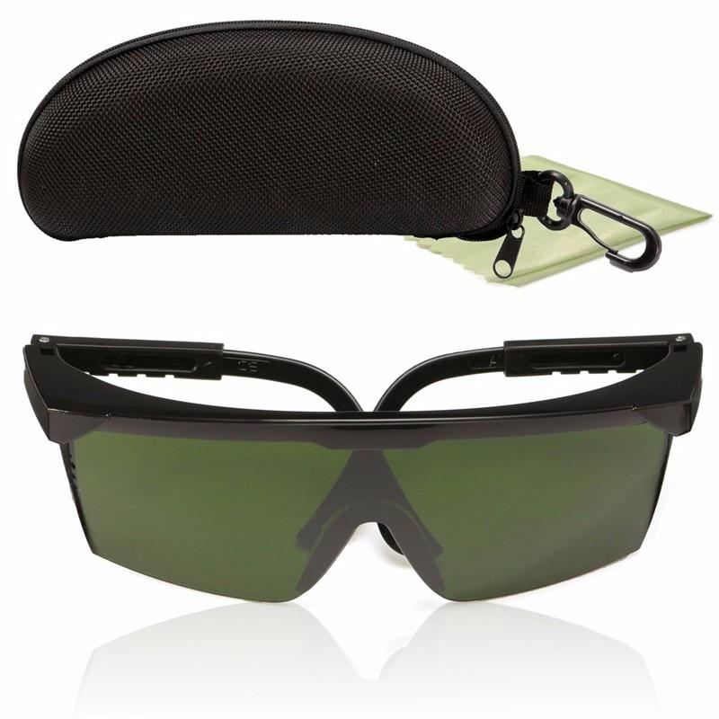 360nm-1064nm نظارات حماية ليزر نظارات IPL-2 OD + 4D لليزر