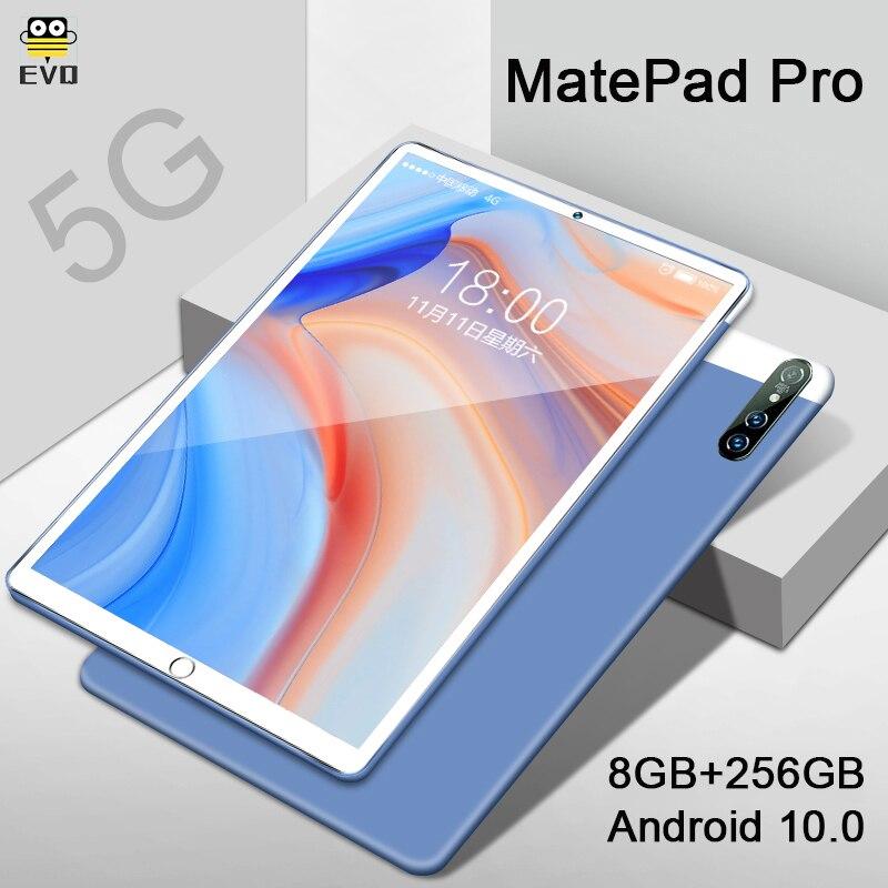Глобальная версия MatePad Pro планшет 10,1 дюймов 8 ГБ ОЗУ 256 Гб ПЗУ планшет Android 4G Сеть 10 ядер планшет ПК планшет телефон tablett распродажа