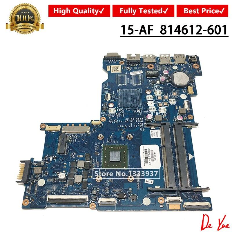 ABL51 LA-C781P A8-7410 placa madre para HP 15-AF 255 G4 portátil placa base 818075-501, 818075-601, 818075-001
