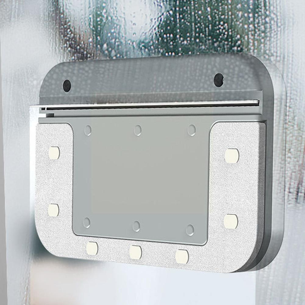 Двухсторонняя окна Стекло уборка Bursh бытовые Windows для мытья стекла очистки Стекло инструменты для очистки окна A6Z2