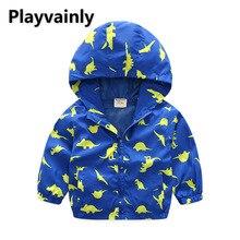 Wholesale 2021 New Boys Jackets Baby Coats Cartoon windbreaker Long Sleeve Casual Kids Jackets for B
