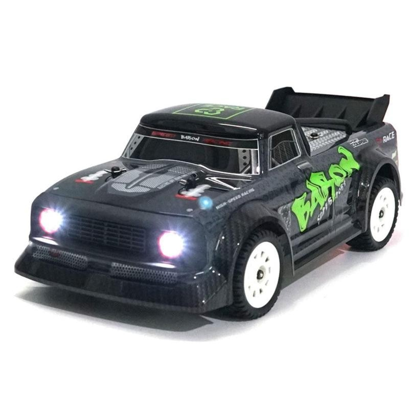 1603 30km/h Rc Racing Car 2.4g 4wd High Speed Rc Drift Vehicles Car Toys Light Control Proportional Remote Rc On-road Ca F5U6 enlarge
