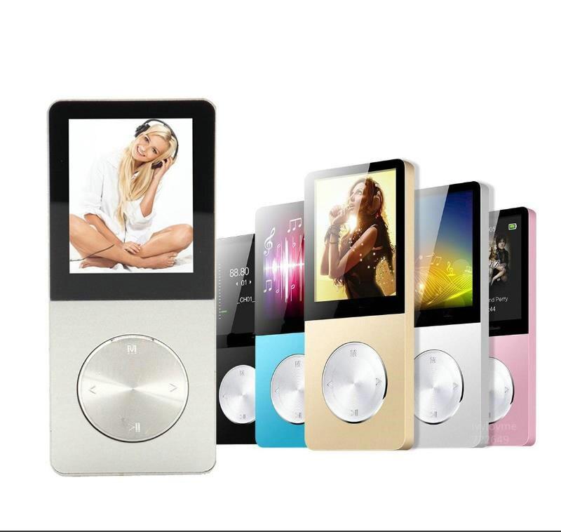 2021 سبائك الألومنيوم 8GB 16GB 32GB MP3 لاعب مع المدمج في المتكلم FM كتاب ايفي لاعب إستماع الفيديو ضياع الموسيقى النائب 3 لاعب