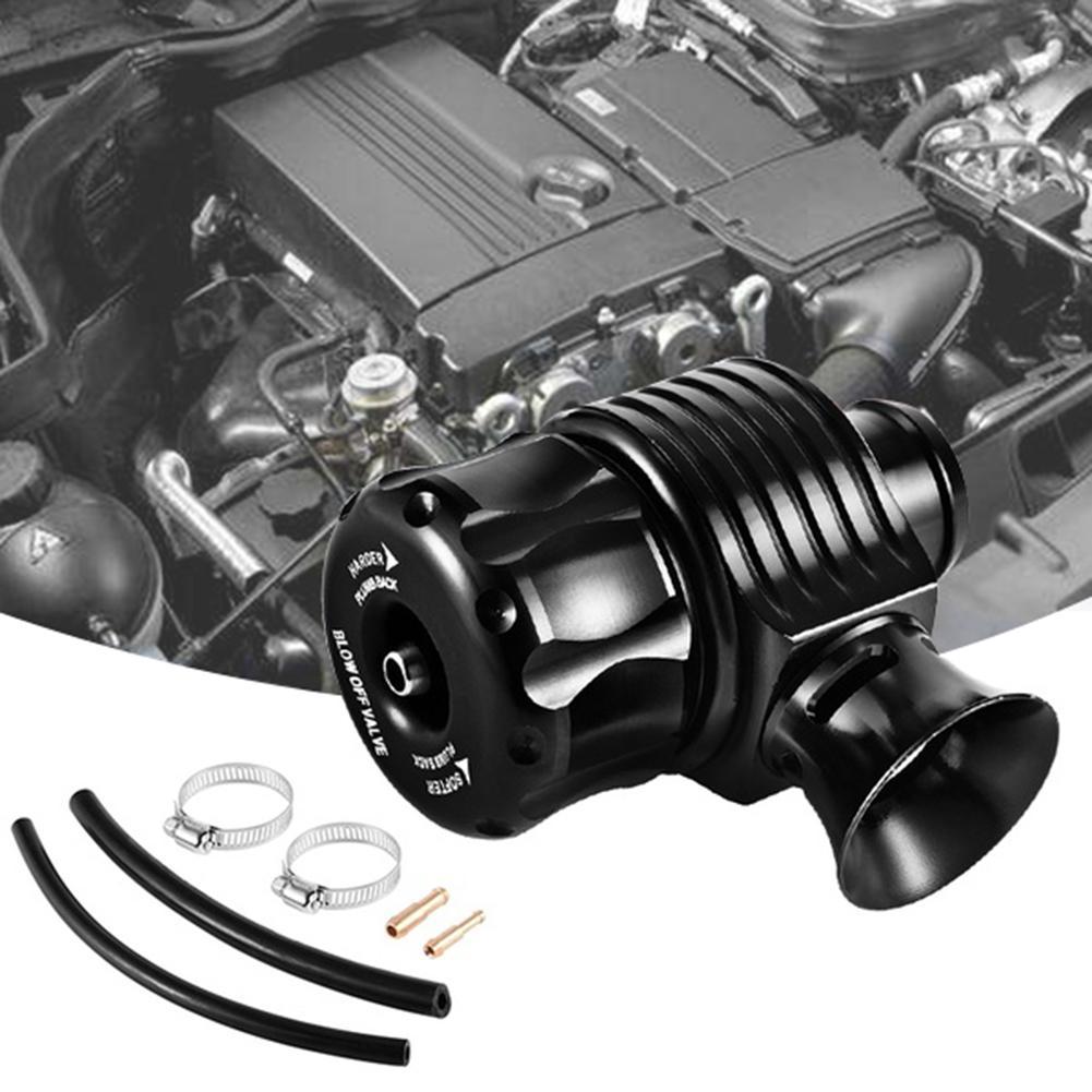 25mm universal ajustável liga de alumínio carro turbo explodir despejo automóvel carros interior boutique novos acessórios quentes 2019