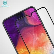 Gehärtetem Glas für Samsung Galaxy A50 A20S A10 A20 A30 A40 M30 M30S Nillkin CP + Pro Anti-Explosion Volle abdeckung Screen Protector Film