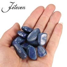 Natural Blue 10 PCS Sodalite Stone Beads Home Decor Healing Crystal Good Luck Gemstone Garden Decoration Friendship Gift
