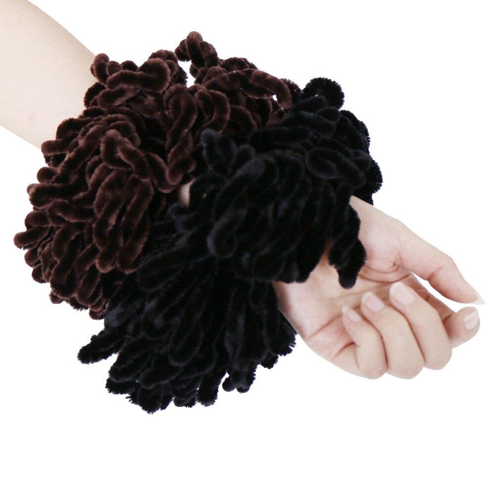 Scrunchie volumizer khaleeji muçulmano headwear lenço interno tichel anel de cabelo gravata bun hijab volumizing buns shabasa fascinator 1pc