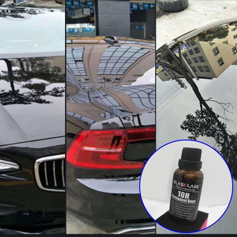 Recubrimiento cerámico Nano líquido para todas las superficies pintadas de vehículos cerámica, cristal